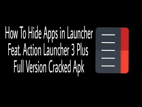 action launcher 3 plus full apk