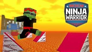 Video for this week is : Monster School : AMERICAN NINJA WARRIOR Ch...