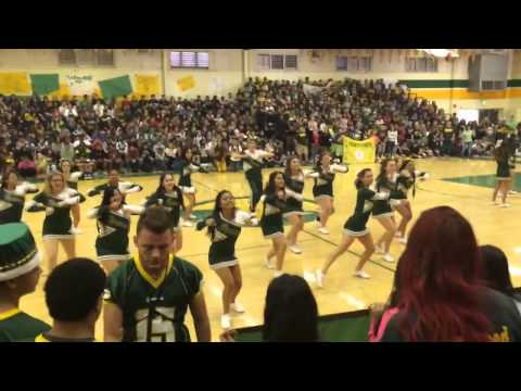Grace M. Davis Fall Homecoming 2014 Rally Dance