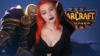 Обзор игры Warcraft III: Reforged кампания прохождение #3 Тралл и Громмаш