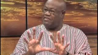Asset Deceleration - AM Talk on Joy News (30-6-15)