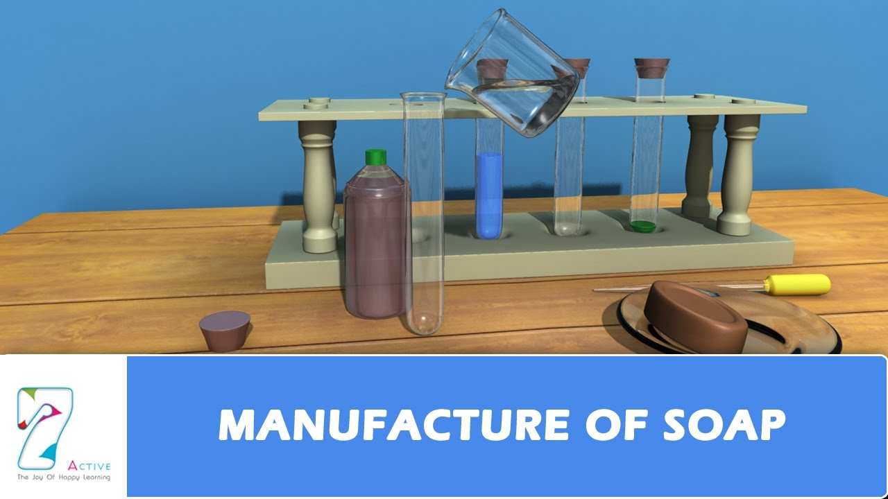 MANUFACTURE OF SOAP