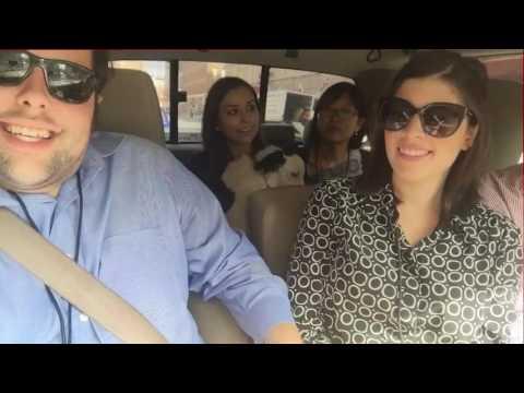 Visionworks Carpool Karaoke
