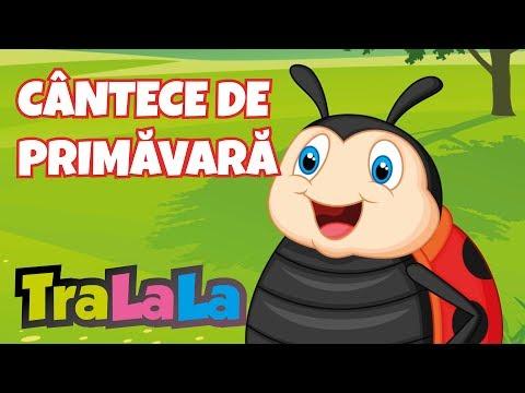 Ghiocelul și buburuza - Colecție cu cântece de primăvară pentru copii | TraLaLa