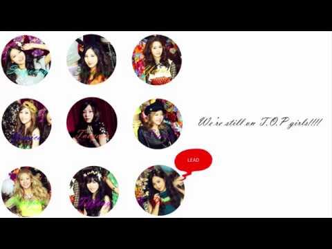 Top snsd lyrics by han