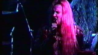 NEVERMORE Live Performance at the RKCNDY Seattle, WA  Early 90