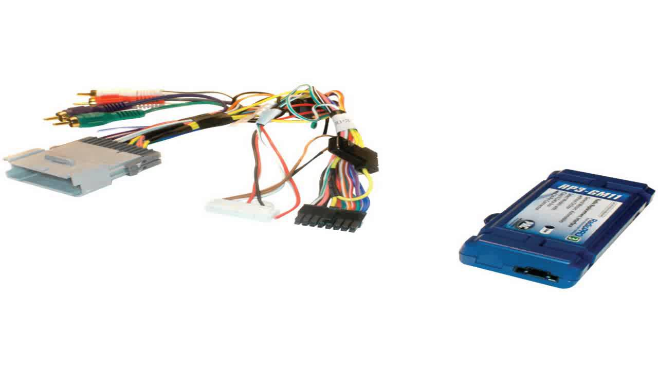 maxresdefault metra gmrc 05 factory radio interface harness for gm vehicles gmrc 04 wiring harness at fashall.co