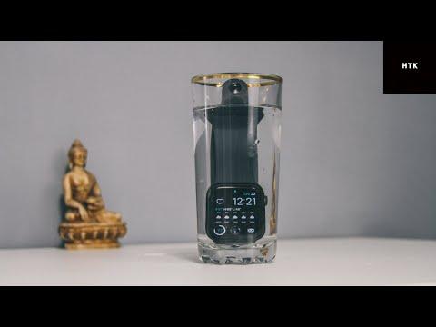 Apple Watch Series 5 Waterproof/Shower Test