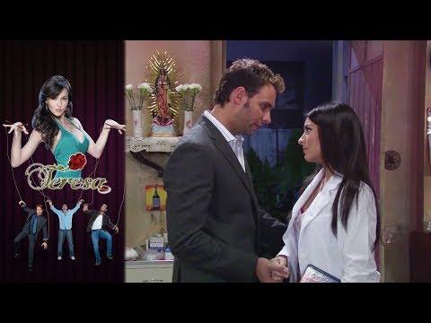 Aurora y Martín comienzan una relación | Teresa - Televisa