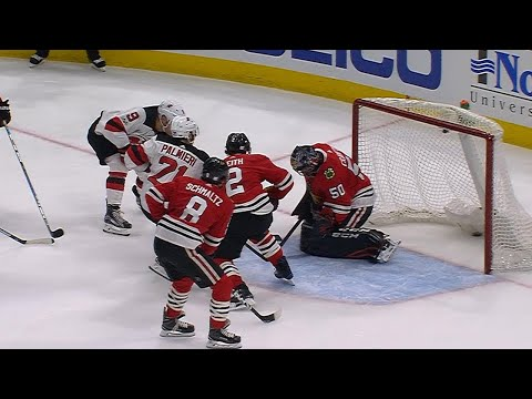 11/12/17 Condensed Game: Devils @ Blackhawks