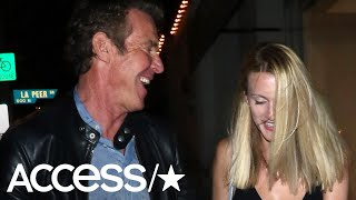 Dennis Quaid Is Dating A 26-Year-Old PhD Student After Split From Longtime Girlfriend | Access