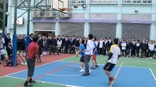 2012粉嶺禮賢會中學學生會CSON「愛心擲向他」慈善三人籃