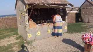 видео отдых на Азовском море