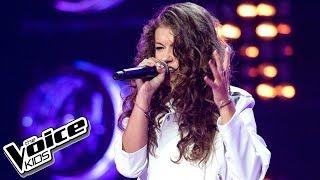 "Zuza Jabłońska - ""Ślad"" - The Voice Kids 2 Poland"