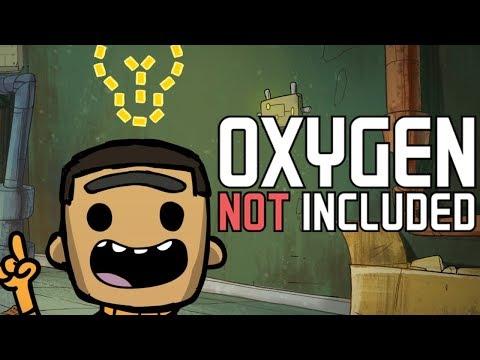 ПЛАНЫ И НЕ ТОЛЬКО! |15| Oxygen Not Included: Ranching Upgrade Mark 2
