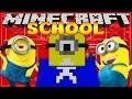 Minecraft School : MAKING CUSTOM MINION ARMOUR!