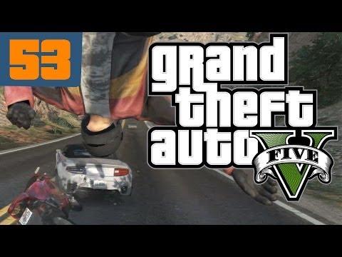 GTA 5 Let's Play #053 [GERMAN] - No risk no money