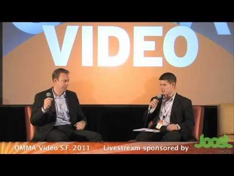Keynote Q&A: CBS Interactive's Marc DeBevoise