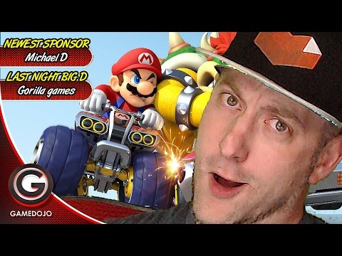Mario Kart 8 Deluxe SWITCH 🔴Video Game Live Stream on YouTube