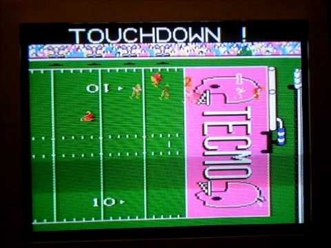 Tecmo Super Bowl XXI - Kansas City vs. San Francisco