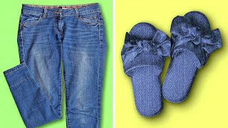 37 HACKS TO GIVE A SECOND CHANCE TO YOUR OLD CLOTHES