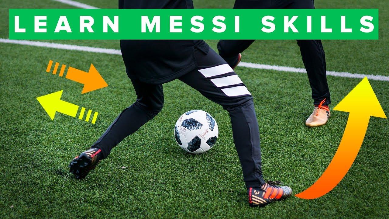 3add37280f4 TOP 5 MESSI FOOTBALL SKILLS - YouTube