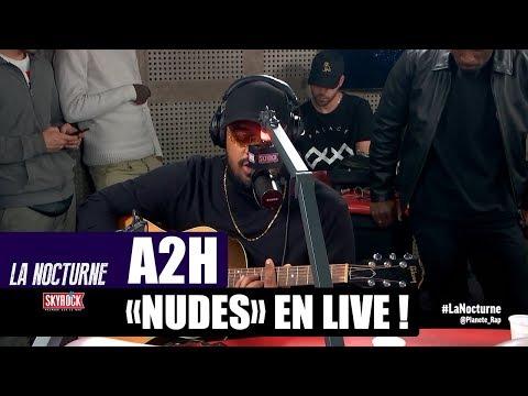 Youtube: A2H«Nudes» en live acoustique #LaNocturne