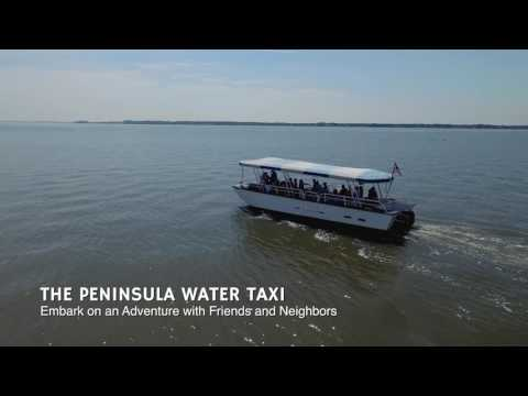 The Peninsula Water Taxi