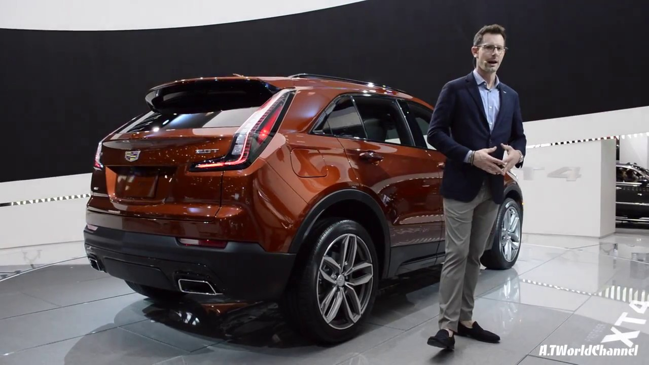 2019 Cadillac XT4 Features, Specs, Price and Overview ...