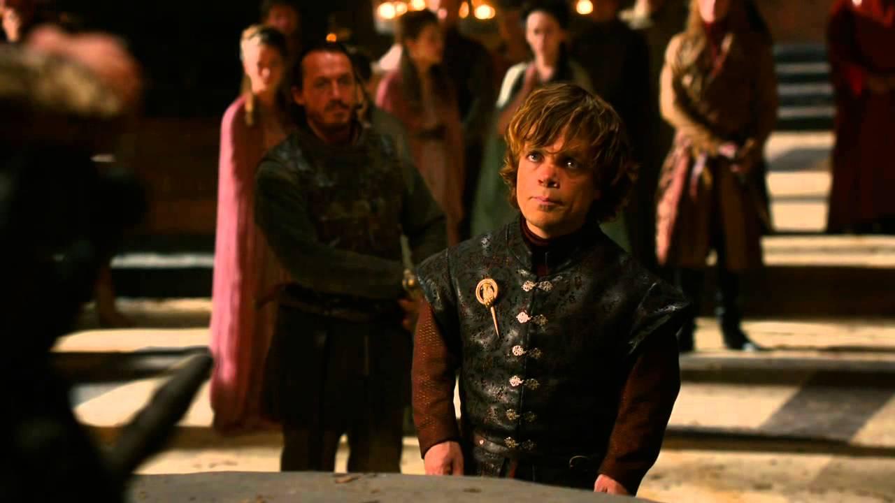 Game Of Thrones Season 4 Episode 5 Recap Hbo Youtube
