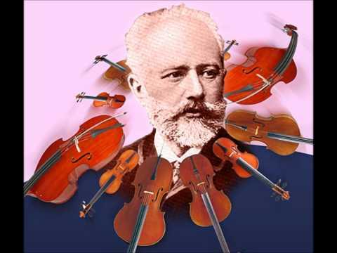 Tchaïkovski - Serenade for Strings / Серенада для струнного оркестра