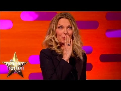 Michelle Pfeiffer Shocks De Niro With Filthy Language  The Graham Norton
