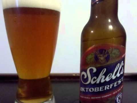August Schell Oktoberfest Beer Review