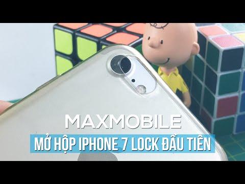 iPhone 7 lock chính thức có mặt tại Việt Nam