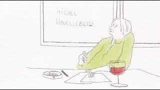 Michel Houellebecq: Genialer Schriftsteller oder Meister der Provokation? | Karambolage | ARTE