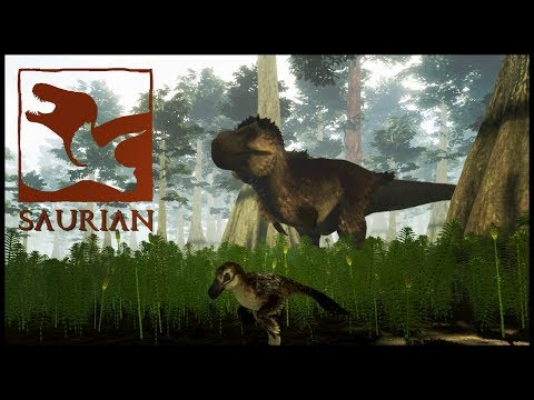 SAURIAN - REALISTIC DINOSAURS! FIRST LOOK!