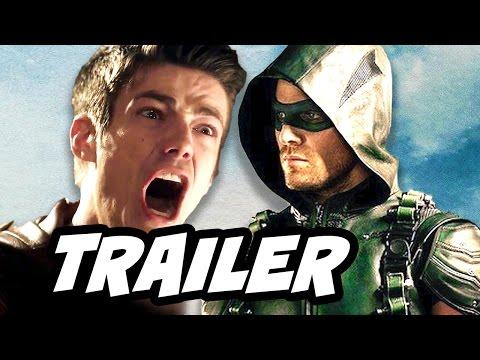 Arrow Season 5 Episode 7 Trailer and Prometheus Rising