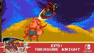 Shovel Knight: Spector of Torment - Part 5 - Treasure Knight [Iron Whale]