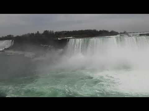 Video - Ν. Λυγερός - Niagara Falls, Ontario, 18/04/2019