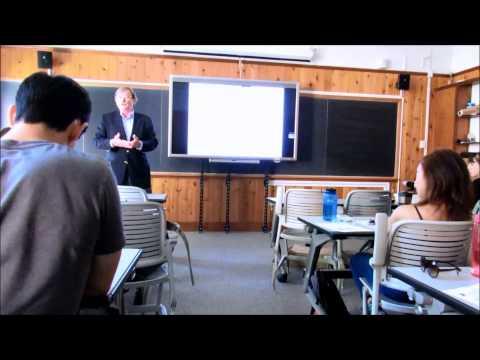 McGee Presentation on 30 Minutes to Manhattan
