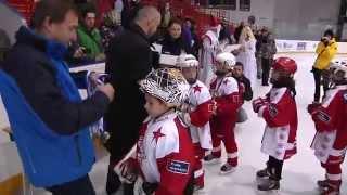TV KRALUPY  Mikulášský hokejový turnaj 3. tříd