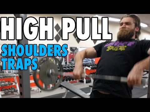 HIGH PULL | Shoulders | How-To Exercise Tutorial