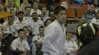 The best Kumite teams clashed on Day 3 of the 2016 Karate World Championships