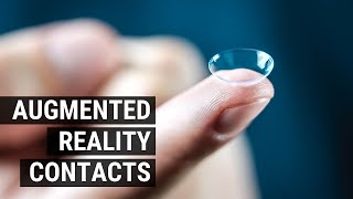 Augmented reality contact lenses: The future of AR | The Kim Komando Show
