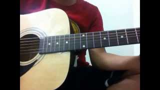 Cảm Ơn - Wanbi Tuấn Anh ( Guitar cover )