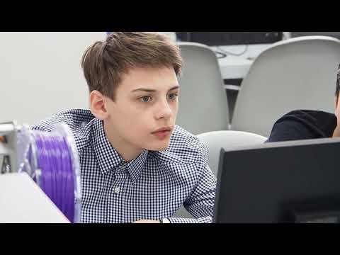 Презентация образовательной программы «ТехноЛидер» в ВДЦ «Смена»