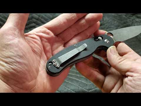 Knife Mods!! Spydierats!