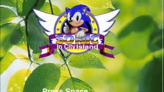 Sonic In City Island Release Trailer