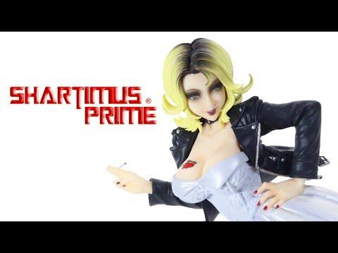 Bishoujo Tiffany Bride of Chucky Movie Kotobukiya Horror Statue Review