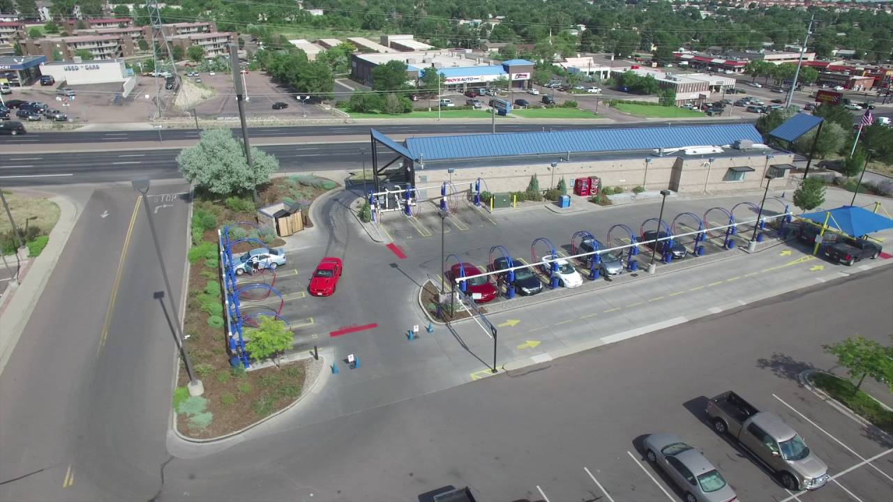 Wild Blue Car Wash Never Have To Drive A Dirty Car Again